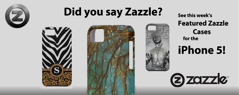 Best Zazzle iPhone 5 Cases