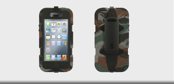 Griffin Survivor iPhone 5 case review