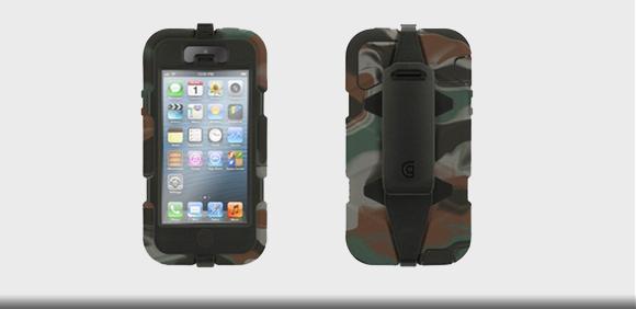 Griffin Survivor iPhone 5 case review
