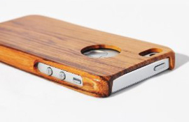 eimolife wooden iphone 5 case