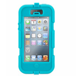 griffin survivor iphone 5 case - blue
