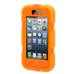 griffin survivor iphone 5 case - orange