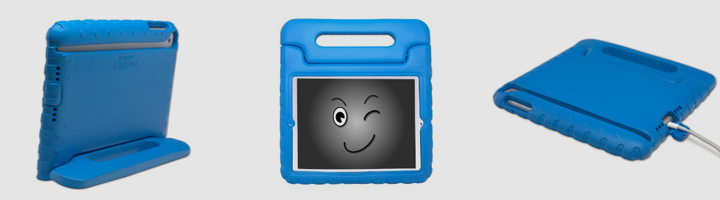 Kayscase KidBox iPad Mini kids review