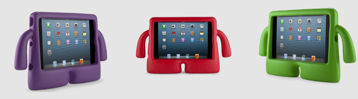 Speck iGuy best iPad Mini case for kids review