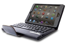 Poetic Keyboard Bluetooth Keyboard Case for the iPad Mini