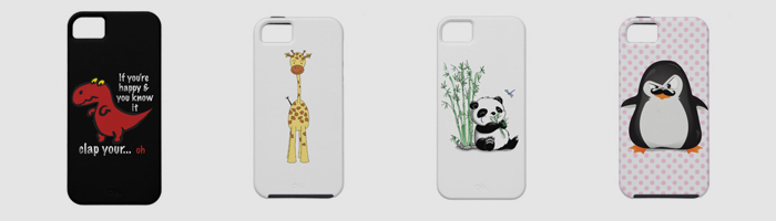 cute zazzle iphone 5 cases