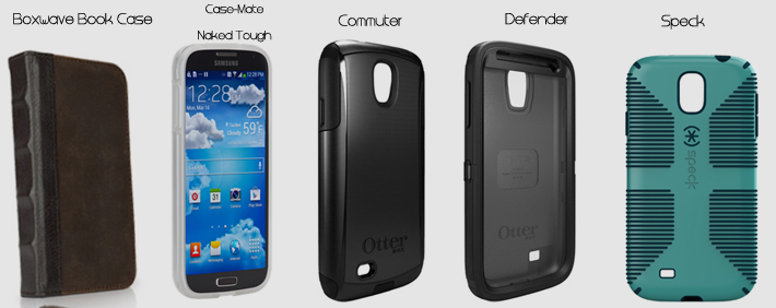 Best Samsung Galaxy S4 Cases - Slider