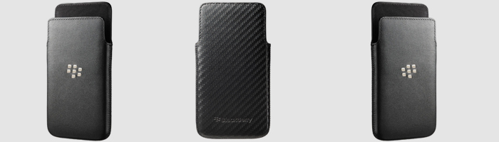 Blackberry Z10 Leather Pocket Case