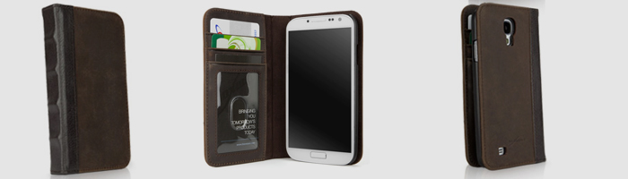 Boxwave Book Case for Samsung Galaxy S4
