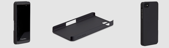 Case-Mate Barely There Blackberry Z10 case