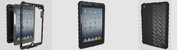 Gumdrop Droptech iPad Mini Case - best rugged ipad mini