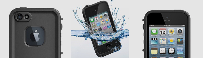 Lifeproof - Best Waterproof iPhone 5 cases