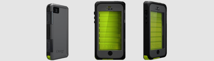 Otterbox Armor Waterproof iphone 5 case