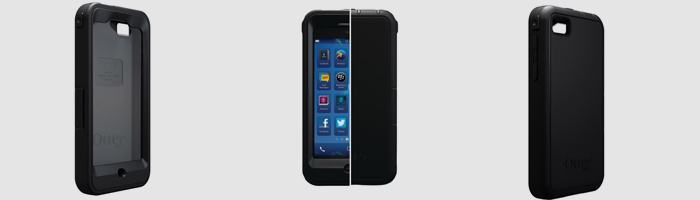 Otterbox Defender Blackberry z10 case