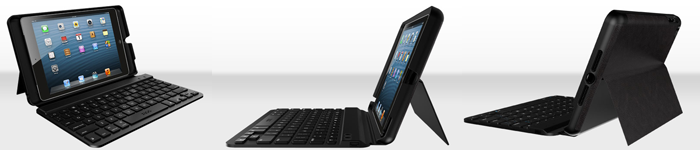 Zagg iPad Mini Keyboard Case