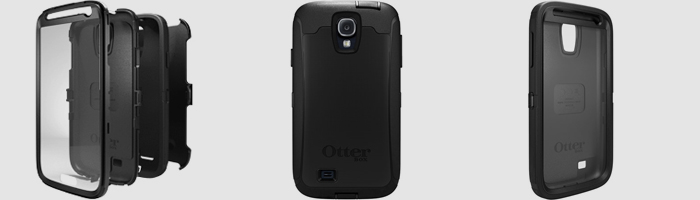 otterbox defender samsung galaxy s4 case - best