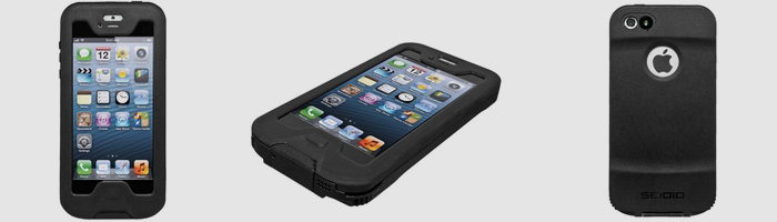 seido waterproof iphone 5 case review