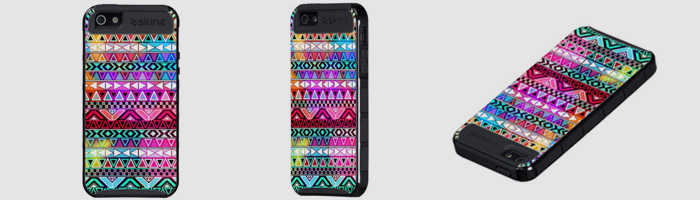 Skinit Zazzle iPhone 5 case review